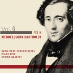 Felix Mendelssohn, Vol. 6 (1935, 1948, 2000)
