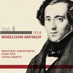 Felix Mendelssohn, Vol. 6 (1935, 1948, 2000)