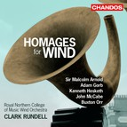Hesketh: Diaghilev Dances / Orr: A John Gay Suite / Mccabe: Canyons / Arnold: Water Music