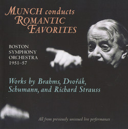 Munch Conducts Romantic Favorites