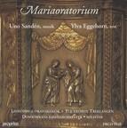 Sandén: Mariaoratorium