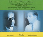 Piano Works by Angel Lasala and Francisco Mignone