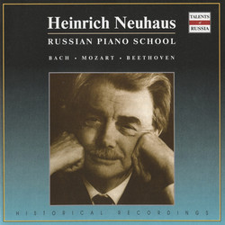 Russian Piano School: Heinrich Neuhaus