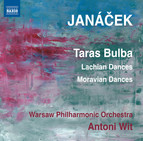 Janácek: Taras Bulba - Lachian Dances