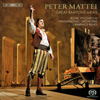 Mattei, Peter: Great Baritone Arias