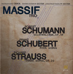 Schumann: Dichterliebe - Schubert: 4 Songs - Strauss: 3 Songs