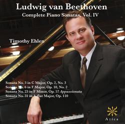 Beethoven: Complete Piano Sonatas, Vol. IV