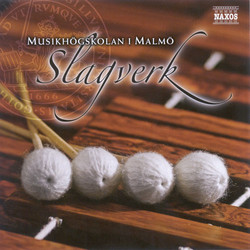 Percussion Music - Becker, B. / Yuyama, A. / Kopetzki, E. / Zivkovic, N.J. (Malmo Academy of Music) (Slagverk)