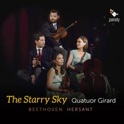 Beethoven: Quatuor No. 2, Op. 59 - Hersant: Quatuor No. 4