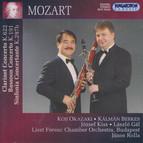 Mozart: Clarinet Concerto / Bassoon Concerto / Sinfonia Concertante, K. Anh. 9