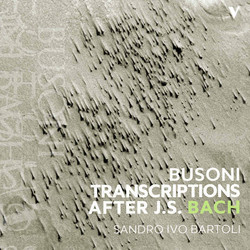 Bach: Busoni Transcriptions After J.S. Bach