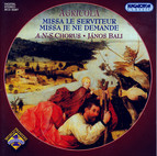 Agricola: Missa Le Serviteur / Missa Je Ne Demande