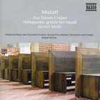 Mozart: Ave Verum Corpus / Sacred Music