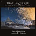 Bach: Sonate à Cembalo è Vola da Gamba