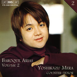 Baroque Arias for counter-tenor - Vol.2