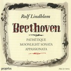 Beethoven: Piano Sonatas Nos. 8, 14, and 23