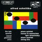 Schnittke - Chamber Music: Piano Quintet