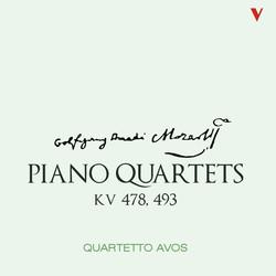 Mozart: Piano Quartets, K. 478 & 493