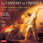 Sainte-Colombe , A. D. / Marais: Works for 2 Equal Viols