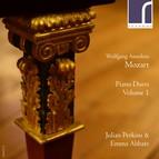 W.A. Mozart: Piano Duets, Vol. 1