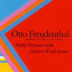Freudenthal: Works for Viola and Piano