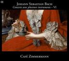 Bach: Concerts avec plusieurs instruments - VI