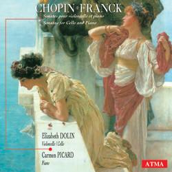 Chopin / Dolin / Franck: Cello Sonatas