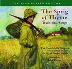 Rutter: The Sprig of Thyme / Vaughan Williams: 5 English Folk Songs