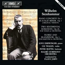 Stenhammar - Piano Concerto No.1