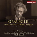 Grainger: Transcriptions for Wind Orchestra