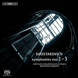 Shostakovich  Symphonies Nos 1 - 3