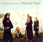 Swedish Recorder Quartet: Suite for Pipes