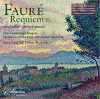 Faure: Requiem - Messe basse