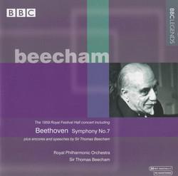 Beecham - Mendelssohn, Beethoven, Saint-Saens, Debussy, Gounod (1959)