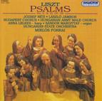 Liszt: Psalms Nos. 13, 18, 23, 125, 129