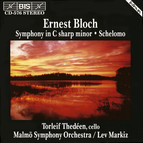 Bloch - Symphony in C sharp minor