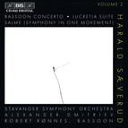 Sæverud - Bassoon Concerto