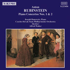 Rubinstein: Piano Concertos Nos. 1 and 2