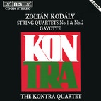 Kodály - String Quartets