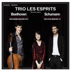 Beethoven & Schumann: Trios
