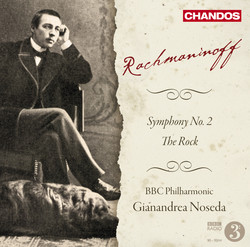 Rachmaninov: Symphony No. 2 / The Rock