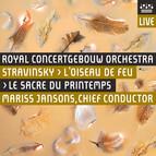 Stravinsky: L'Oiseau de Feu (1919 Version) - Le Sacre du Printemps [Live]