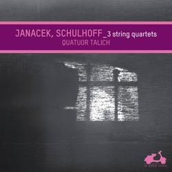 Janacek & Schulhoff: String Quartets