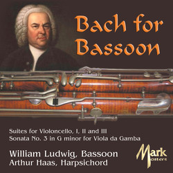 Bach for Bassoon