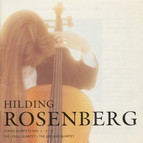 Rosenberg: String Quartets Nos. 2, 5 and 8