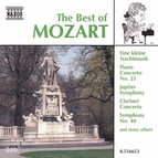 Mozart: Best of Mozart (The)