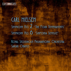 Nielsen – Symphonies Nos 2 and 6