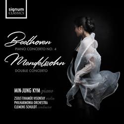 Beethoven: Piano Concertos No. 4 - Mendelssohn: Concerto for Violin and Piano