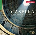 Casella: Symphony No. 2 / Scarlattiana