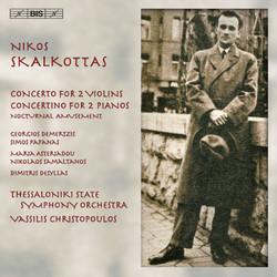 Skalkottas - Concertos
